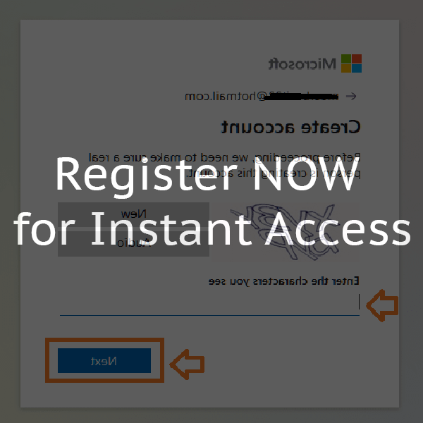 Free Hotmail Mission Account